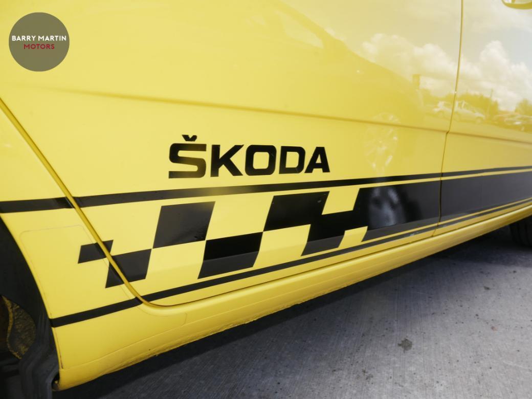 2011 Skoda Fabia
