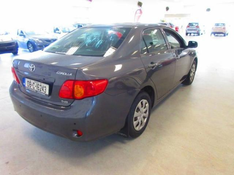 Image for 2008 Toyota Corolla D4D Terra Diesel Saloon
