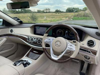 2018 Mercedes-Benz S Class