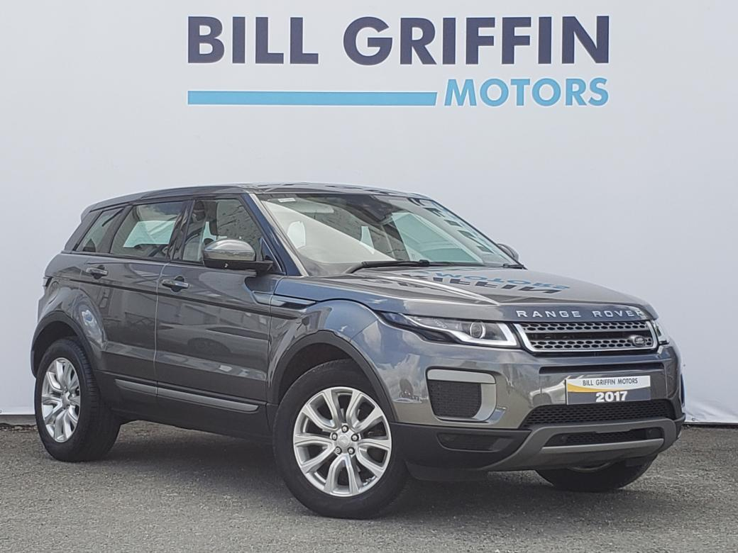 Image for 2017 Land Rover Range Rover Evoque 2.0eD4 SE 150hp SE MODEL // FULL LEATHER // HEATED SEATS // FINANCE THIS CAR FOR ONLY €104 PER WEEK