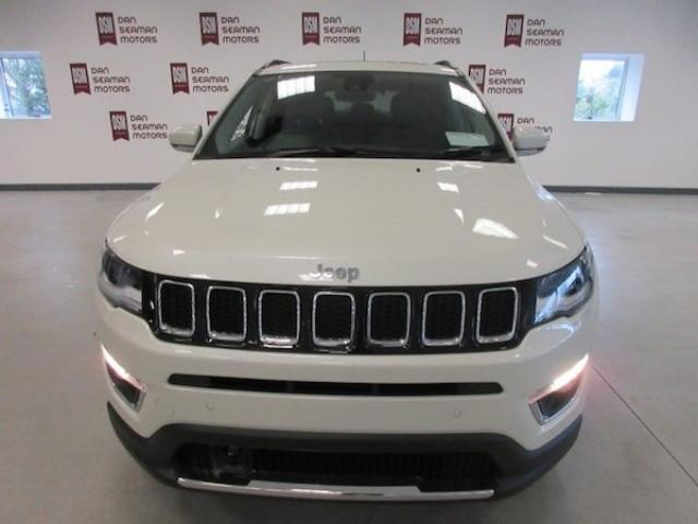 Image for 2020 Jeep Compass Limited 4x4 - Sunroof -