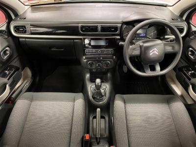 2018 Citroen C3