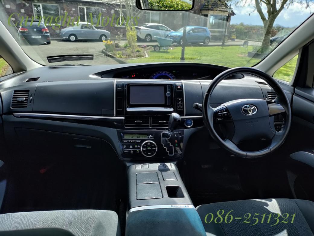 2014 Toyota Estima