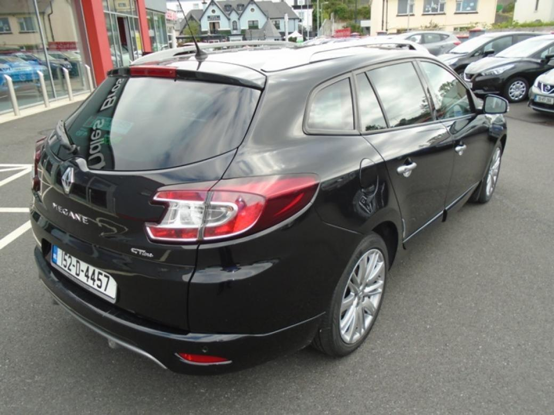2015 Renault Megane