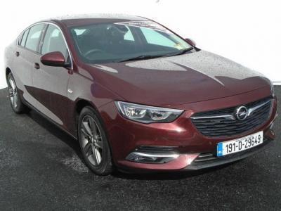 2019 Opel Insignia