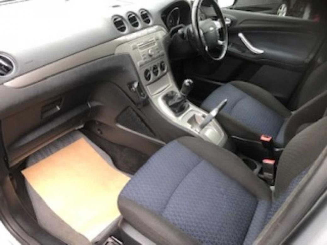 2007 Ford Galaxy