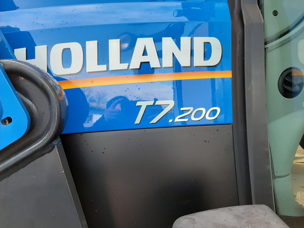 2015 New Holland T7.200
