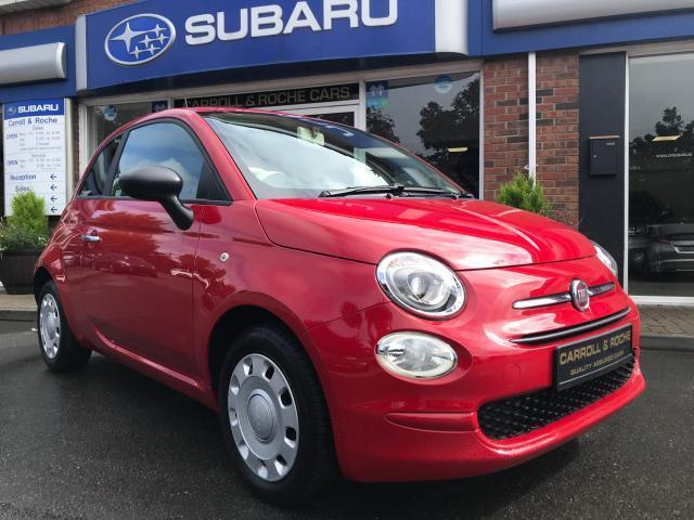Image for 2018 Fiat 500 POP - in SO-RED - Stunning only 5k-miles - Super Finance Deals & Trade-Ins Wanted - Full S. i. m. i Approved Dealer Warranty -
