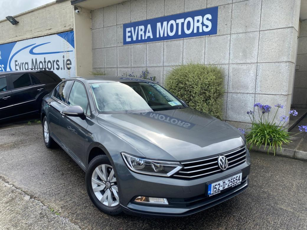 Image for 2015 Volkswagen Passat 2.0 TDI DSG 140BHP 4DR **AUTOMATIC** LOW MILEAGE** SERVICE HISTORY** BLUETOOTH** TOUCH SCREEN**