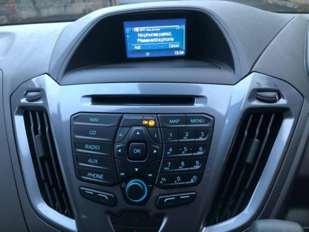 2018 Ford Tourneo Custom
