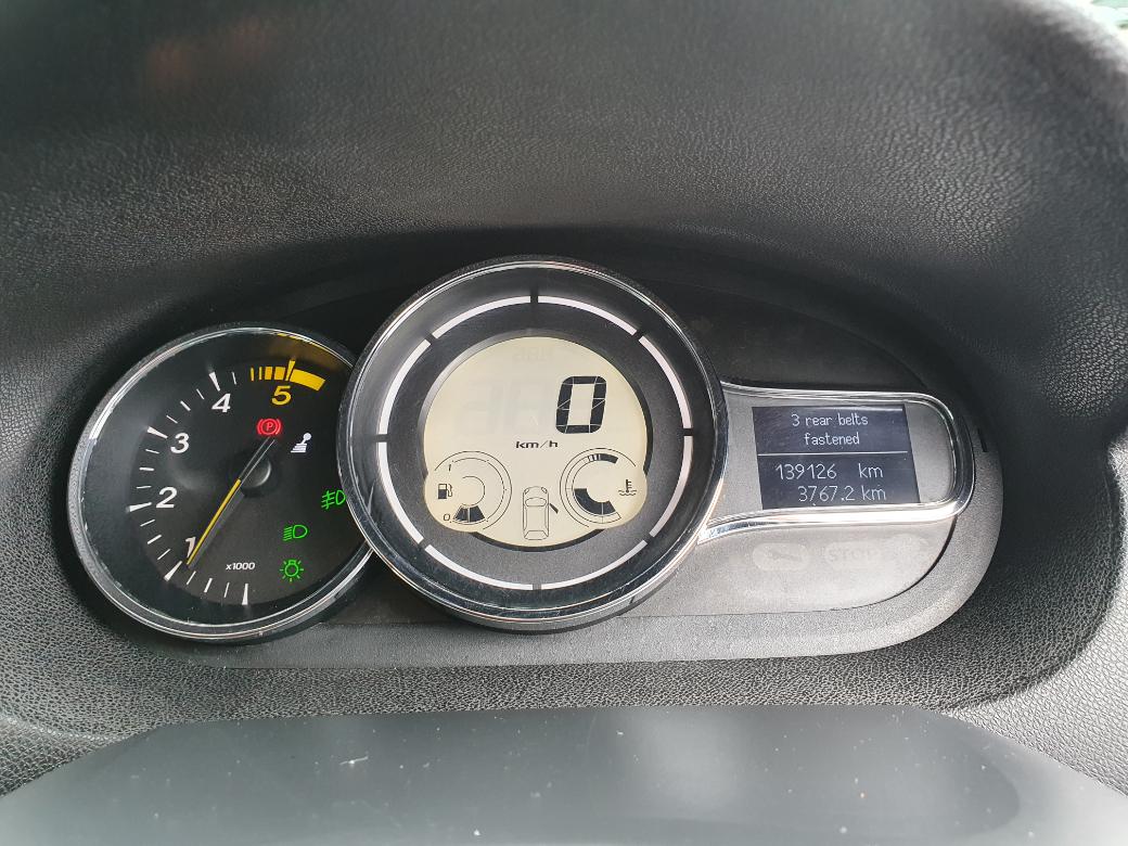 2011 Renault Megane
