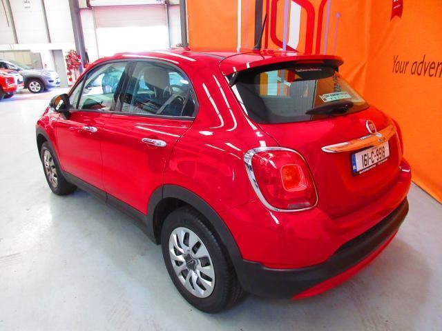 Image for 2016 Fiat 500X POP 1.6 E-torq 110HP 4X2 4DR