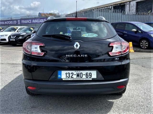 2013 Renault Grand Megane
