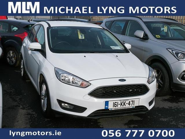 Image for 2016 Ford Focus VAN STYLE 1.6 TDCi 4DR