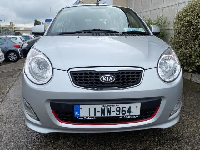 Image for 2011 Kia Picanto 1.0TX MY11 5DR