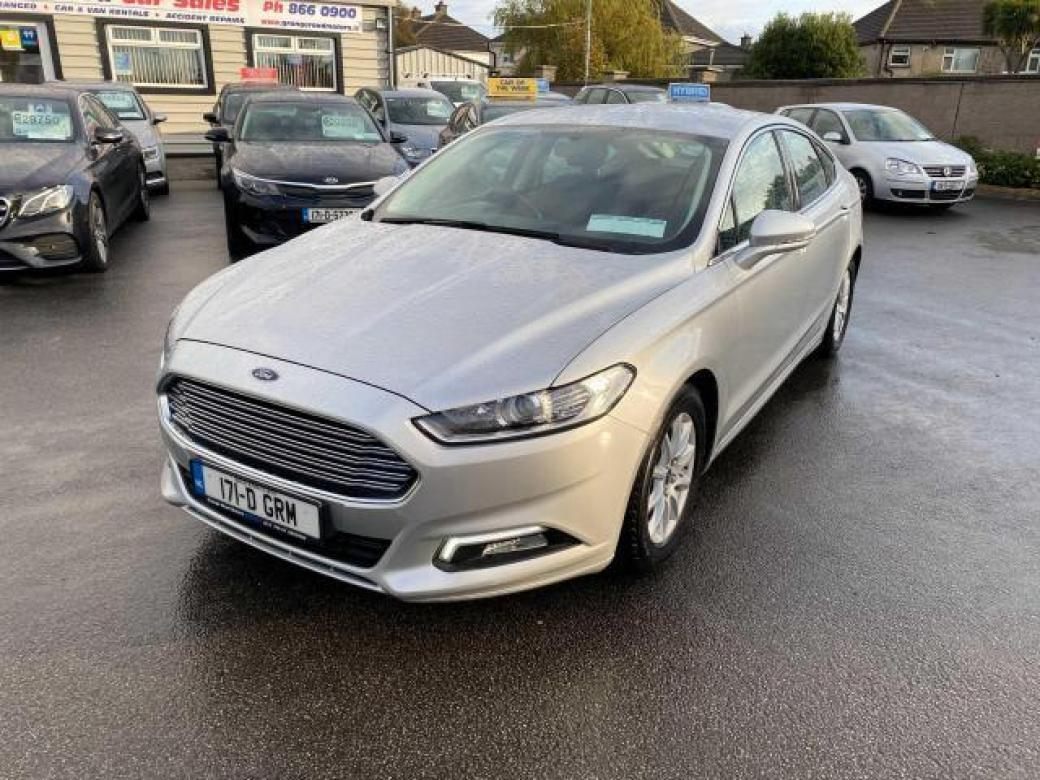 2017 Ford Mondeo