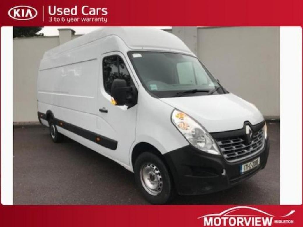 Image for 2017 Renault Master Ideal for Camper Conversion
