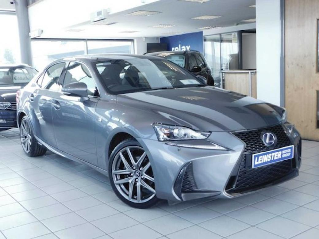 Image for 2017 Lexus IS 300h IS 300H F-SPORT 223BHP, 2017