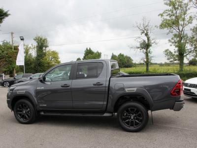 2021 Toyota Hilux