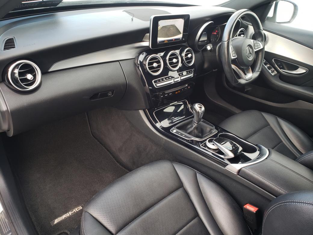 2016 Mercedes-Benz C Class