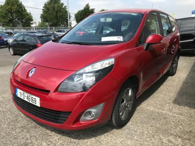Image for 2011 Renault Scenic Grand 1.6vvt Expression 5DR 7 SEATS