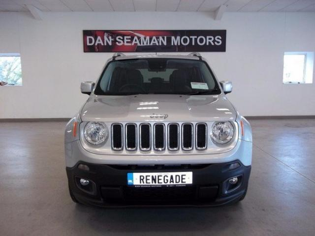 Image for 2020 Jeep Renegade 1.0 GSE TURBO PETROL-120 Bhp-limited-leather-sat Nav-bluetooth-heated Seats-lane Departure Warning