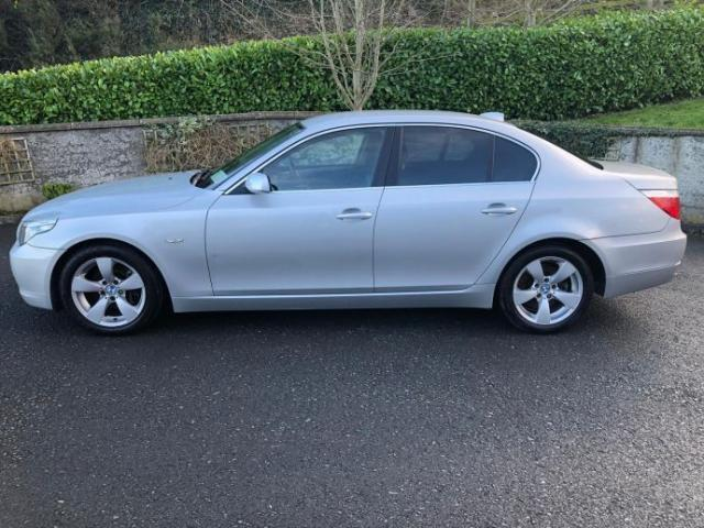 Image for 2008 BMW 5 Series 2008 (08) Bmw 520d 2.0 SE 4dr Saloon New Timing chain fitted & Full Mot / Nct included