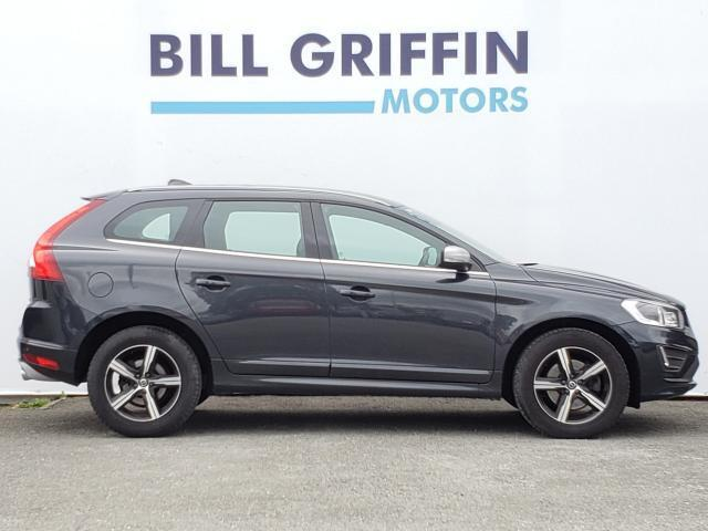 Image for 2017 Volvo XC60 2.0 D4 R-DESIGN LUXURY 190BHP MODEL // FULL LEATHER // HEATED SEATS // SAT NAV // FINANCE THIS CAR FOR ONLY €99 PER WEEK