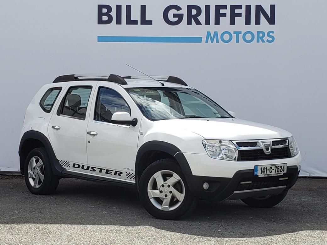 Image for 2014 Dacia Duster 1.5 DCI SIGNATURE 110BHP MODEL // NEW NCT TILL 03/22 // 6 SPEED TRANSMISSION // FINANCE THIS CAR FOR ONLY €32 PER WEEK