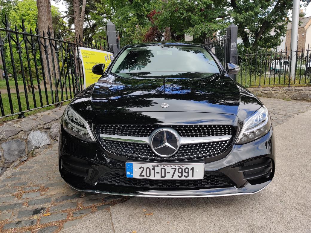 2020 Mercedes-Benz C Class