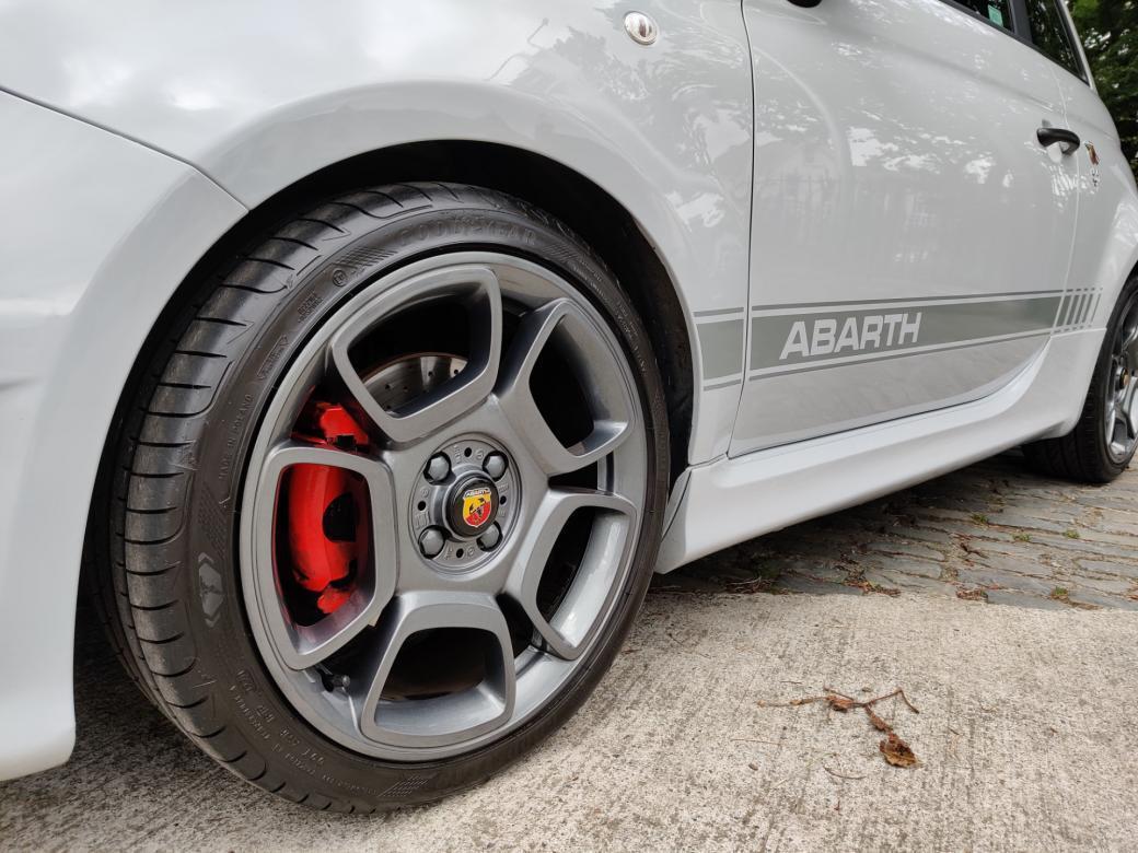 2015 Abarth 500