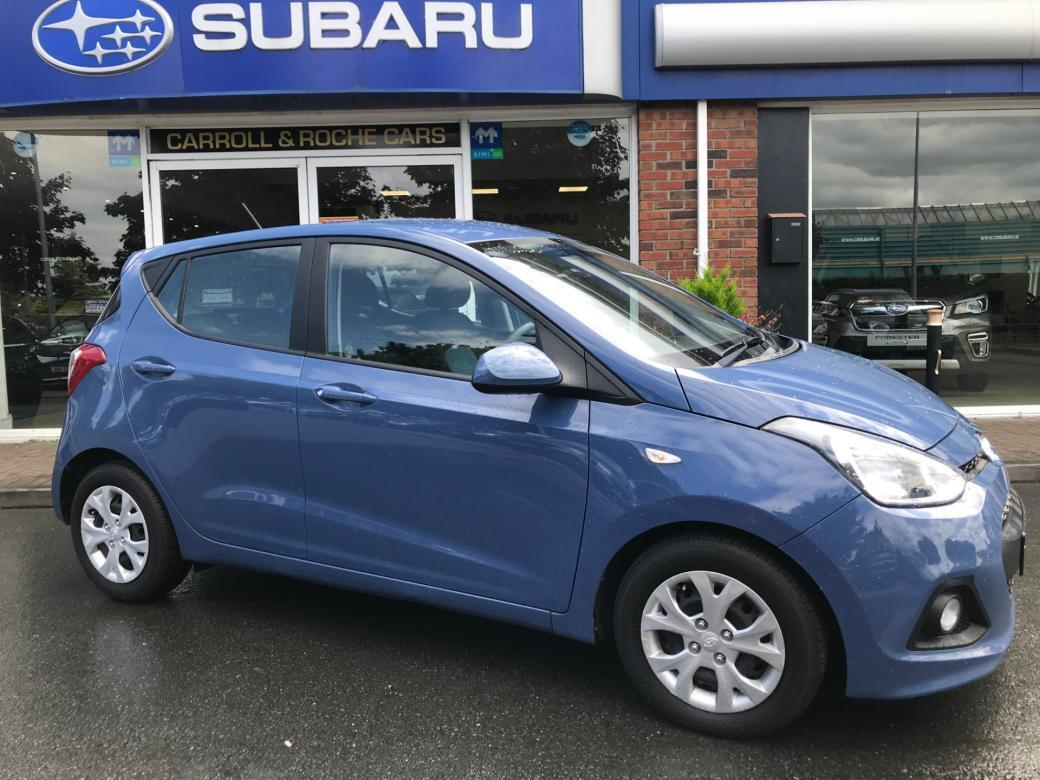 Image for 2016 Hyundai i10 1.0 SE Immaculate Car GREAT FINANCE DEALS AVAILABLE FROM €160 PER MONTH T&Cs APPLY, TOP TRADE-INS , FULL S. I. M. I. APPROVED DEALER WARRANTY