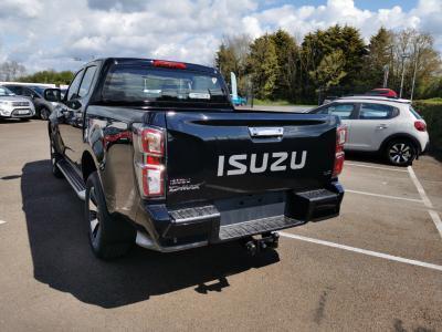 2021 Isuzu D-MAX