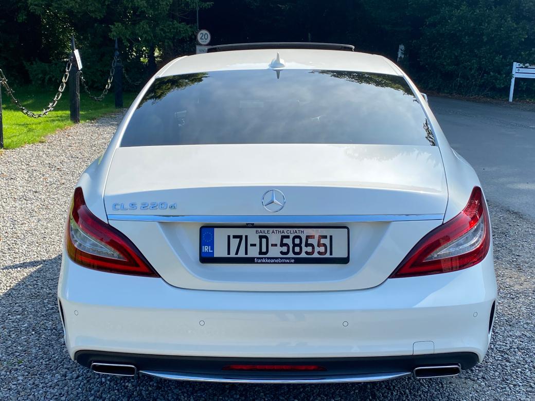2017 Mercedes-Benz CLS 220