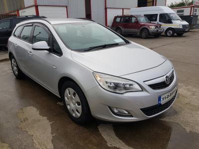 2011 Vauxhall Astra