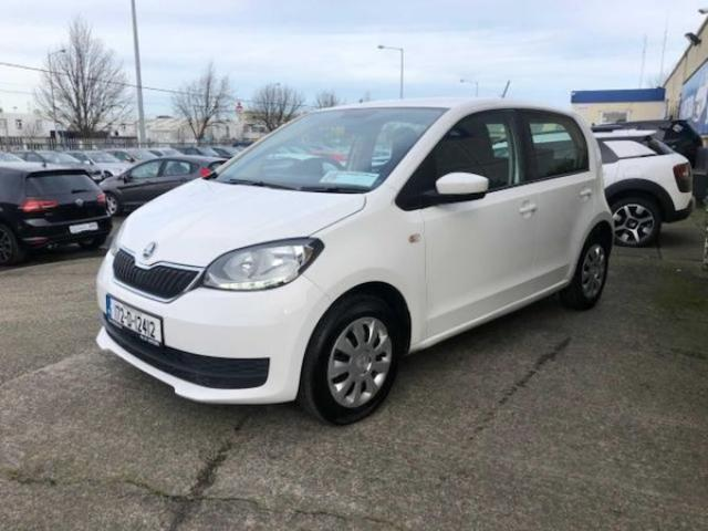 Image for 2017 Skoda Citigo Amb. 5D 1.0mpi 60hp Automatic