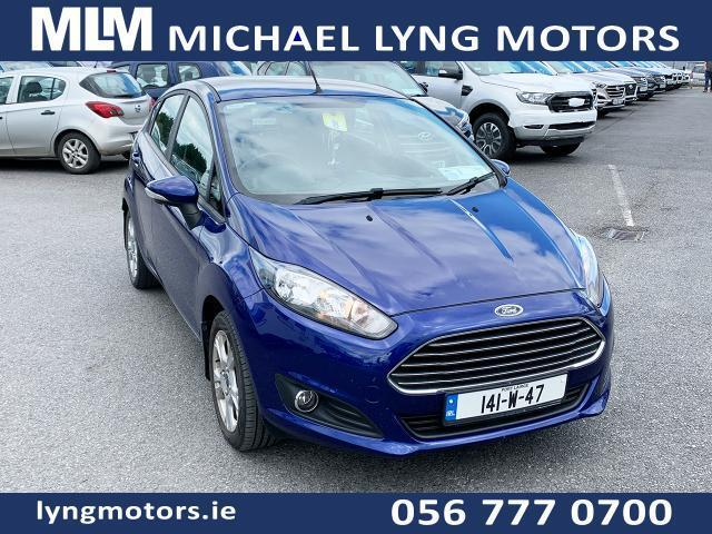 Image for 2014 Ford Fiesta MCA Zetec 1.25 Petrol 60PS M5 5DR