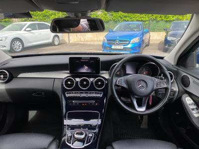 2018 Mercedes-Benz C Class