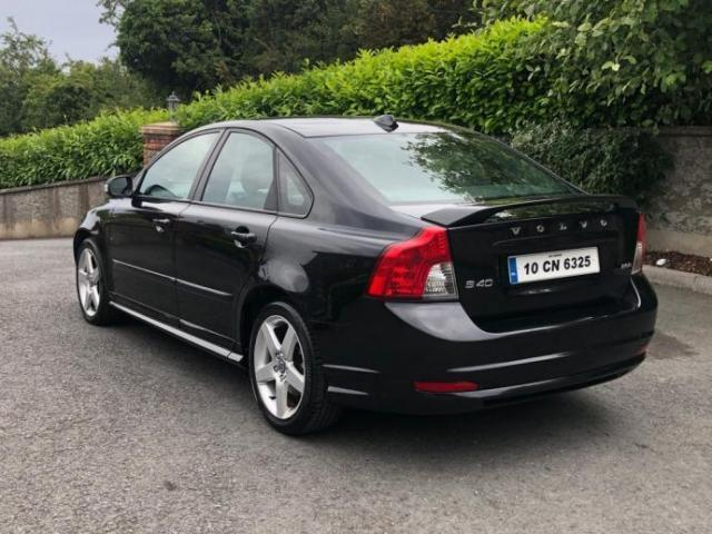 Image for 2010 Volvo S40 2.0D R Design 136BHP 4DR