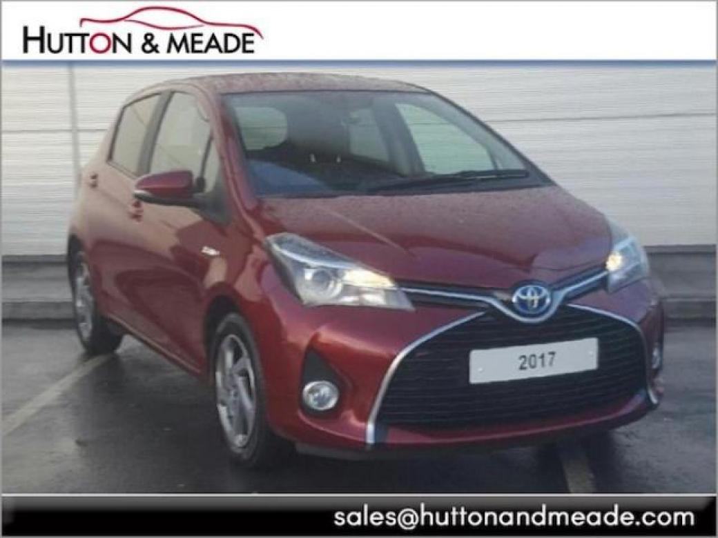Image for 2017 Toyota Yaris Icon Hybrid 1.5 Automatic 5dr