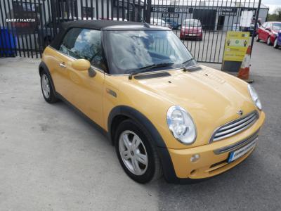 2008 Mini Convertible