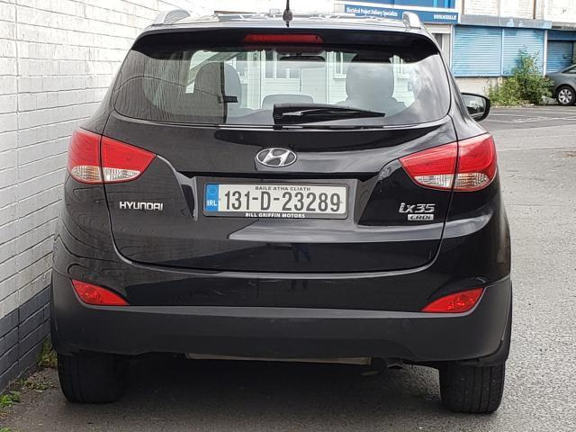 Image for 2013 Hyundai ix35 1.7 CRDI COMFORT 115BHP MODEL // NEW NCT TILL 05/21 // TAX TILL 06/20 // ALLOY WHEELS // FINANCE THIS CAR FOR ONLY €41 PER WEEK
