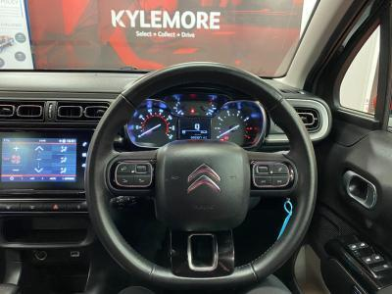 2019 Citroen C3