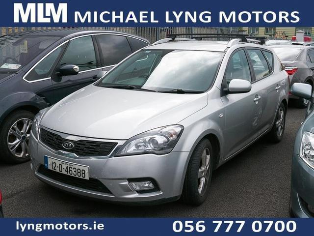 Image for 2012 Kia Ceed TOURER 1.6 CRDi 2 ECODYNAMICS 5DR