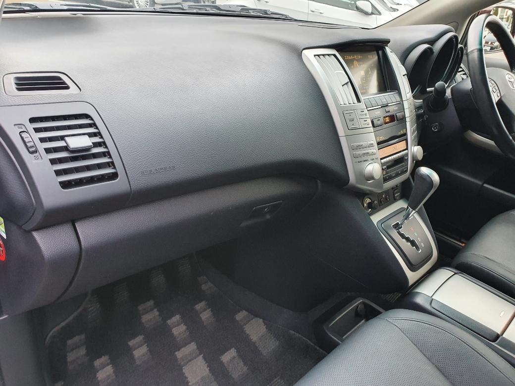 2012 Toyota Harrier