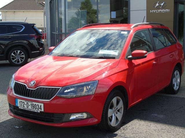 Image for 2017 Skoda Fabia Combi Ambition 1.0mpi 75HP 4DR