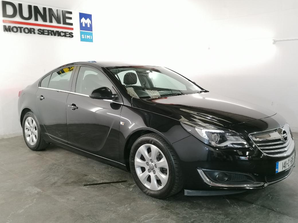 2014 Opel Insignia