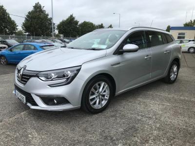 2018 Renault Megane