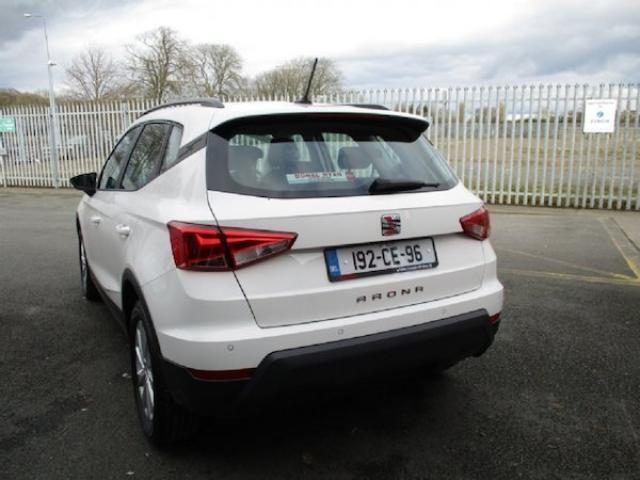 Image for 2019 SEAT Arona 1.0 TSI 115HP SE 5dr From 66/week