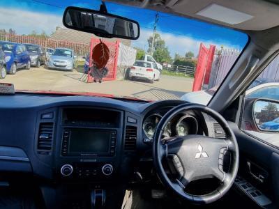 2009 Mitsubishi Shogun